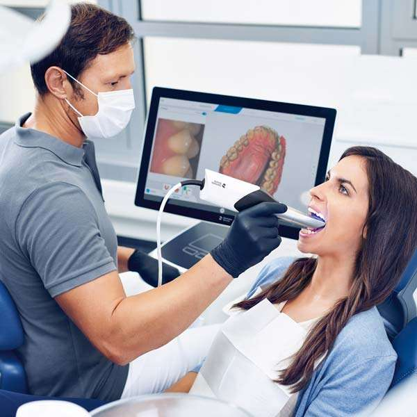 Cerec is one high-tech tool we use as a kirkland dentist office and seattle dentist office